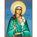 Икони на Света мъченица Юлия