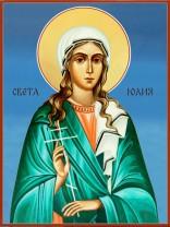 Икони на Света Юлия