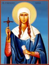 Икони на Света Нина