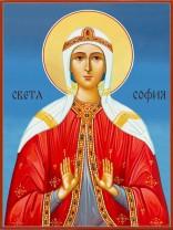 Икони на Света София