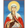 Икони на Света мъченица Татяна