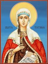 Икони на Света Татяна