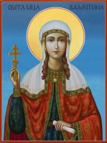 Икони на Света Валентина