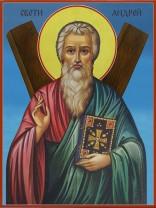 Икони на Свети Андрей