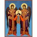 Икони на Свети Архангел Михаил и Гавриил