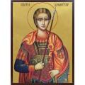 Икони на Свети Димитър