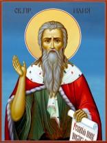 Икони на Свети Илия