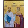 Икони на Св. св. Константин и Елена