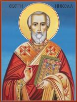 Икони на Свети Николай