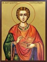 Икони на Св. Пантелеймон