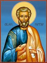 Икони на Свети Петър