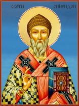 Икони на Свети Спиридон