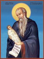 Икони на Свети Стилиян